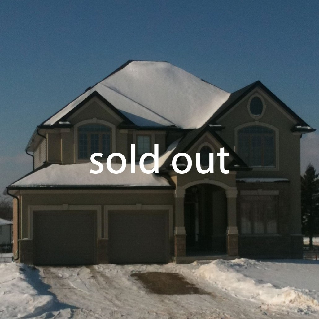 Lambeth Homes are Sold Out